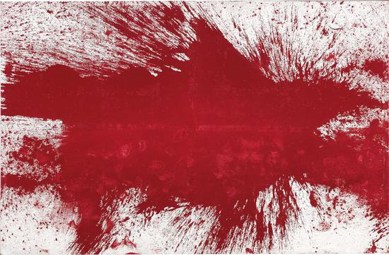 Hermann Nitsch_Action Painting_The Artist_s Voice