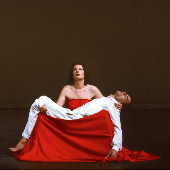 Marina Abramovic_Pietà_The Artist's Voice