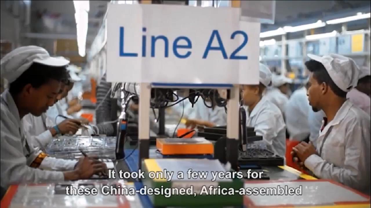 美媒:中国企业带动非洲就业 赢得一片掌声