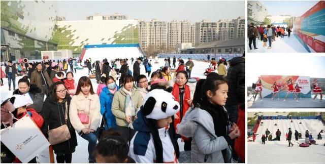 """鸿坤广场四周年庆典盛大开启 肆意狂欢""""幸福""""全城"""