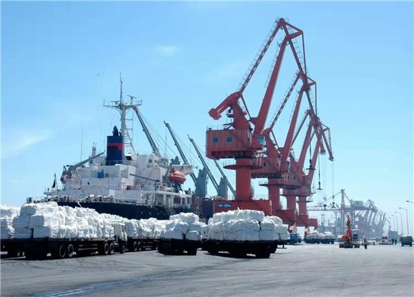 丹东港开启驶向春天的新航程3