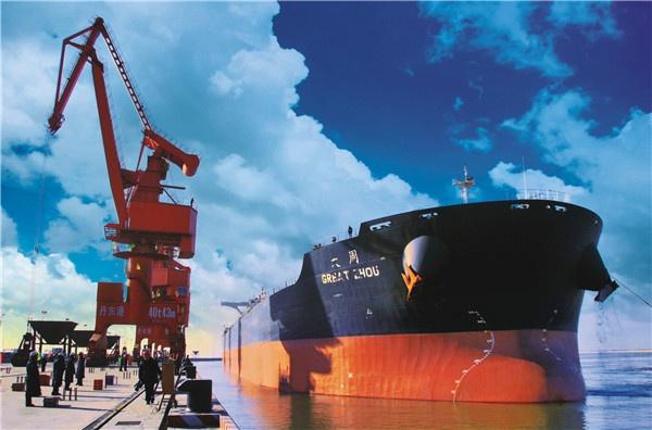 丹东港开启驶向春天的新航程0