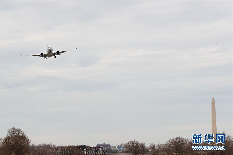 (国际)(1)美国暂时停飞波音737 MAX型号飞机
