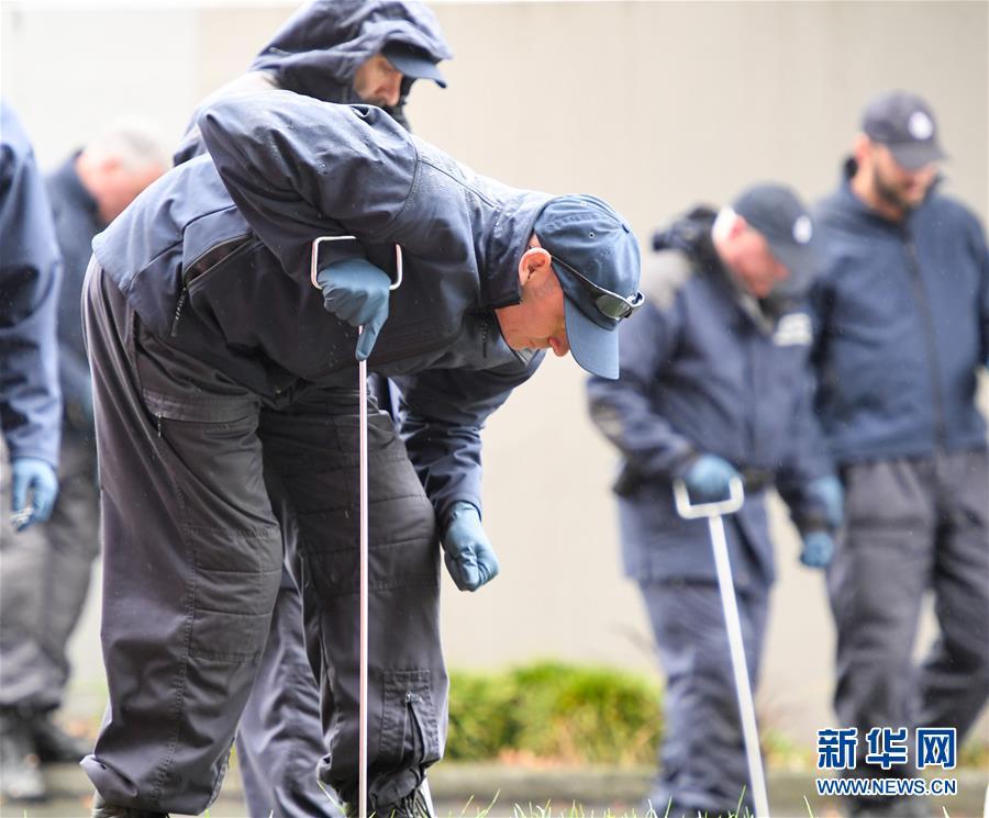(国际)(1)新西兰克赖斯特彻奇枪击案已致50死50伤