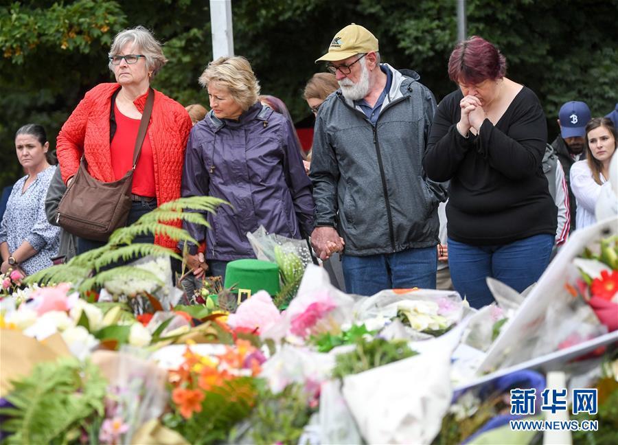 (国际)(6)新西兰克赖斯特彻奇枪击案已致50死50伤